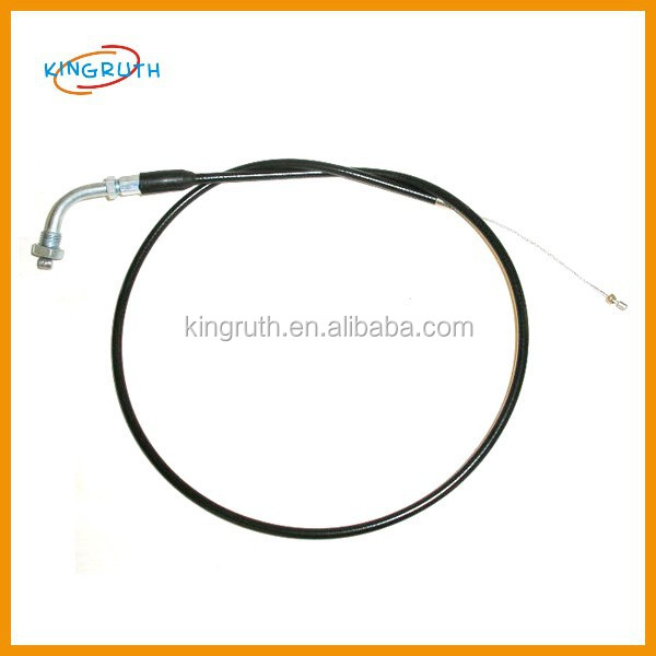 Hot selling racing motorcycle hand low price colorful universal hand throttle cable