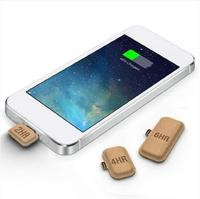mini paper capsule disposable power bank