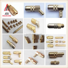 brass mould pneumatic quick connect coupling, air fitings