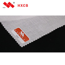 4262 Fusing Drapery Woven Lining And Interlining Fabric