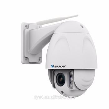 1080P 30M IR Distance Onvif Waterproof IP66 2.0 Megapixel PTZ Outdoor IP Camera