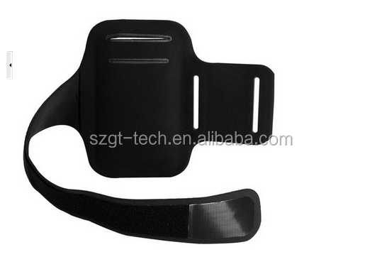 Sport armband with card holder for iPhone5S /6/6S/7with BSCI certificate