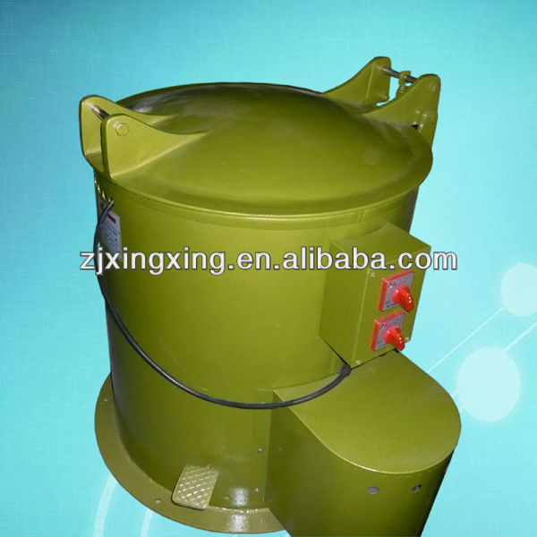 easy operation hot air centrifugal dryer machine with competitive price