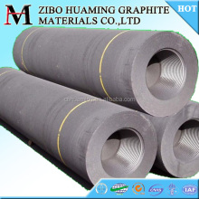 High quality RP HD HP UHP Grade Carbon graphite electrode