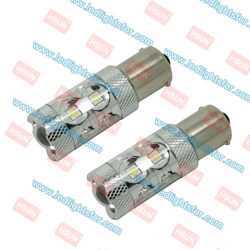 50W high power car led, auto led ba15s 50w, 50w led light