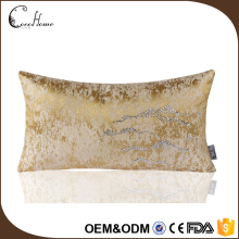 WL999 2017 Sale hot latest design cushion cover with diamond for decor home