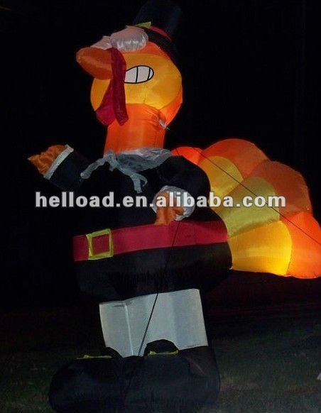 Inflatable Huge Turkey christmas