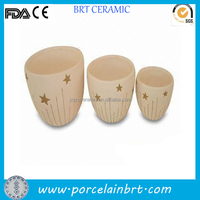 Ceramic flower pot craft christmas promotional gift 2013