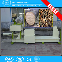High quality wood log splitter / automatic pine log splitter