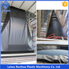 Hdpe lldpe coextrusion blown triple layer 9m geomembranes liner machine