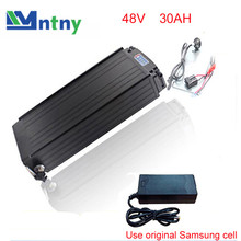 CNNTNY 18650 48V 30 Ah Lithium NCM Rechargeable Battery Pack for Electric Bicycle/E-Bike