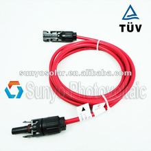 SUNYO solar coupler compatible for MC4 Connector