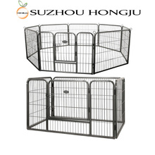 Direct Factory Outdoor Large Dog Kennel For Dog Run Fence Panels