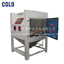 COLO-9080 Dry sandblasting Machine for sale