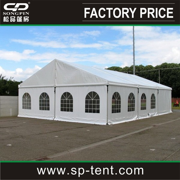 outdoor waterproof aluminum frame tent wedding marquee for sale