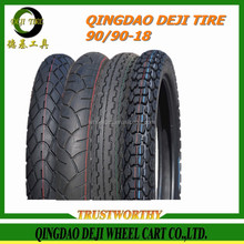 2016 New Qingdao DEJI china motorcycle tyre manufacturer tyre for motorcycle