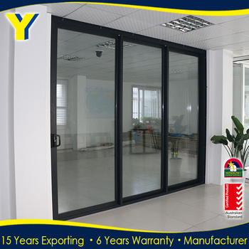 Aluminum Sound Proof Sliding Door Aluminium Windows And Doors