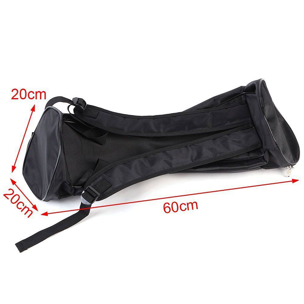 Veister Black duffle carry bag strap hover ride smart scooter Self balance board io hawk