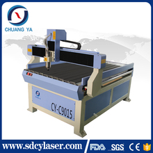 Hot !!! High precision China vacuum or T-slot table DSP control system 3d cnc router for wood