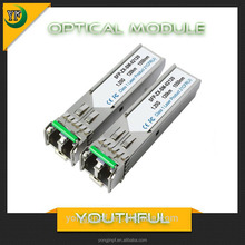 excellent sfp module price 155m optical transceivers 20km 1310nm single-mode OC-3/STM-1/Fast Ethernet