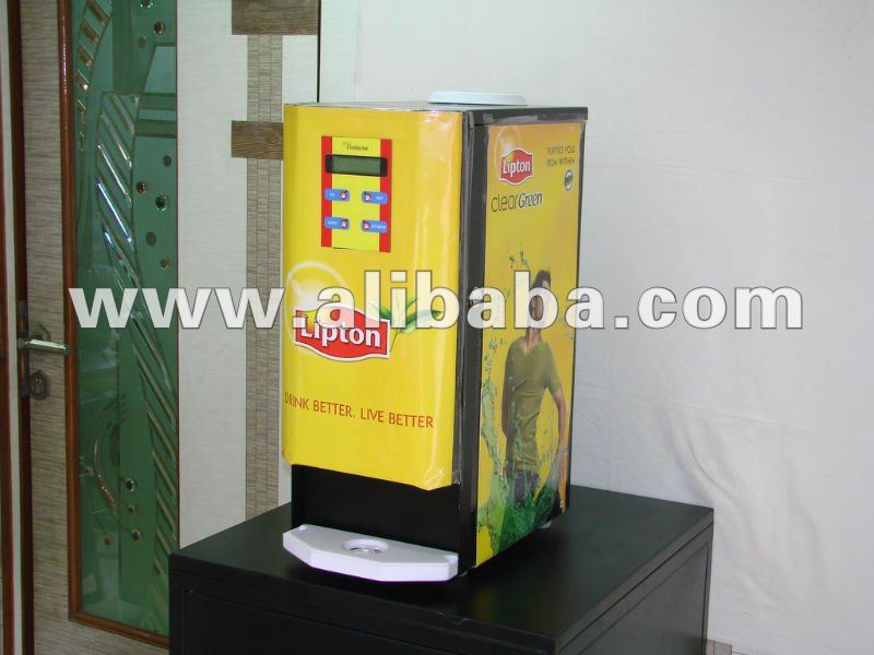 Lipton Vending Machines