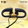 Neckband bluetooth stereo headset with hands free