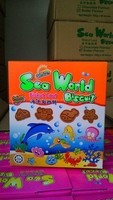 Sea World Chocolate Butter Cookies