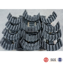 wire form sofa spring in China Lounge Sofa Coil Zigzag Spring Factory OEM