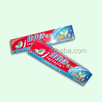Natural Toothpaste Manufacturer
