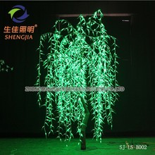 2016 outdoor led weeping discount willow tree sale online store