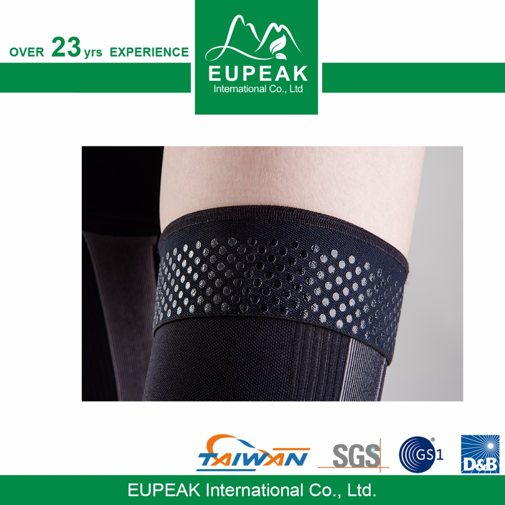Custom all color available private label leg compression knee sleeve