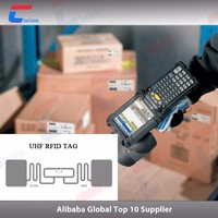 Warehouse inventory system management UHF rfid tag sticker for inventory tracking