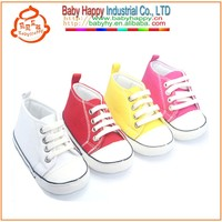 new fashion designer casual baby sports canvas sneaker shoes for kid
