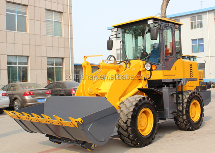 2.5 ton Hot Sale Bucket Wheel Loader, Wheel Loader Transmission, Wheel Loader Torque Converter