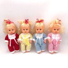 New product lovely cry baby doll girl toy dolls accessories