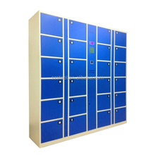High quality galvanized steel color swimming pool steel locker cabinet supermarket electrical locker