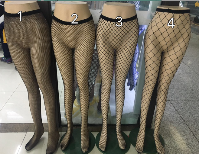 2017 Hot Selling Fashion Ladies Cheap Wholesale Fishnet Pantyhose Sexy Pantyhose