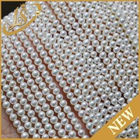 China Small MOQ 5-9mm AAA Quality freshwater pearl strand