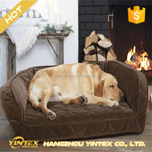 Colorful oxford pet dog bed/bedding with Removable Washable Cover for Winter dog sofa bed