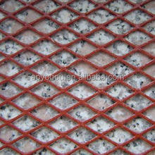 anping pvc expanded metal mesh with low price