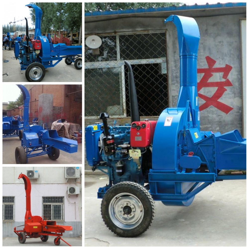 Factory Manufacture silage machine for tractor