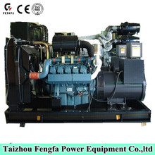 Deutz engine 80kw 100kva diesel generator price list
