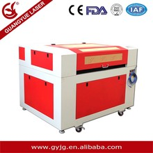 GY 690 6090 co2 laser cutting machine 100w price
