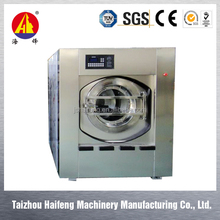 Industrial washing machine double stack washer and dryer