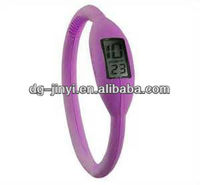 new arrival silicone sport watch for gifts
