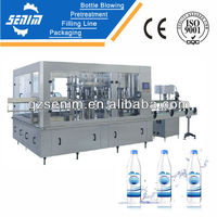 SM 24-24-8 high quality plastic bottled water manufacturing plant