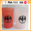 new style ice cream promotional pp plastic cup
