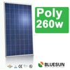 Bluesun solar power system 230w 240w 250w 260w solar panel china