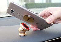 New OEM available magnetic 3M sticker smart cell phone holder car magnet