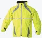 Best selling hi-viz Cycling/Bicycle foldable bike rain jacket/coat